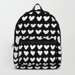 Graffiti Hearts Backpack