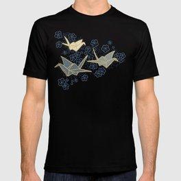 Sadako's Good Luck Cranes T-shirt