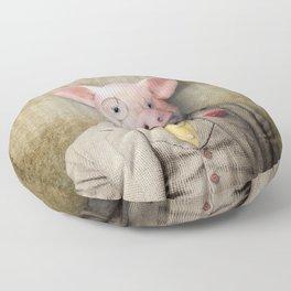 Mr Hamish P. Hoggswallow Floor Pillow