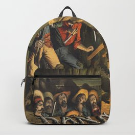 Vintage poster - Ranch 10 Backpack