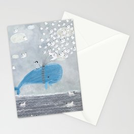 up and up Stationery Cards