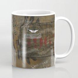 Old Lion (Boro Style) Coffee Mug
