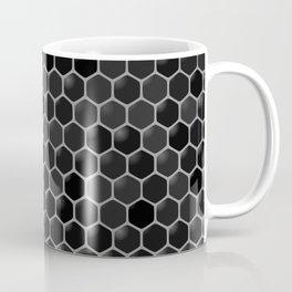 black beehive Coffee Mug