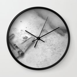 Under The Surface II Wall Clock
