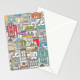 perpetual hillside Stationery Cards