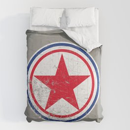 North Korea cocarde Comforters
