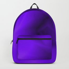 Bright lines of violet funnels with a voluminous gap. Backpack