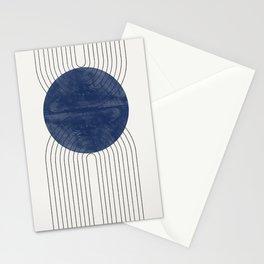 Blue Perfect Balance Stationery Cards