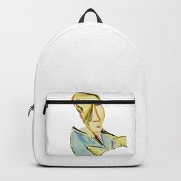 Head of the Medical Student (Study for Les Demoiselles d'Avignon) 1907 Artwork, Pablo PIcasso, Poste Backpack
