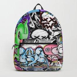 Graffiti is art. Backpack