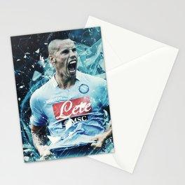 Marek Hamšík Stationery Cards
