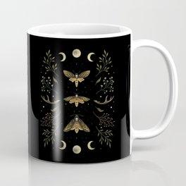Death Head Moths Night Coffee Mug