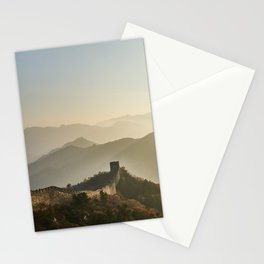 The Mountains of the Great Wall Stationery Cards