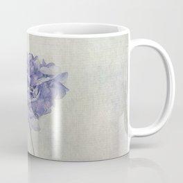 Beautiful Blue Hydrangea Coffee Mug