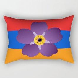 Armenian Genocide Centennial  Rectangular Pillow