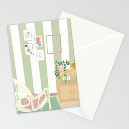 The Green House Stationery Cards