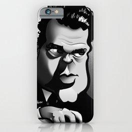 Citizen Welles iPhone Case