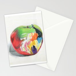waxy daydreams Stationery Cards