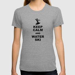 Waterskiing wakeboarding T-shirt