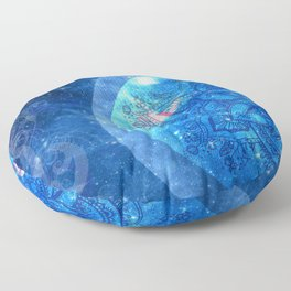 Mystical Womb Floor Pillow
