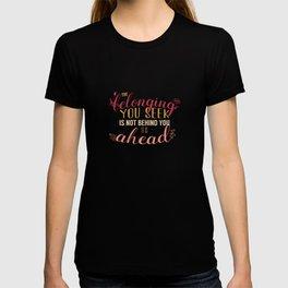belonging T-shirt