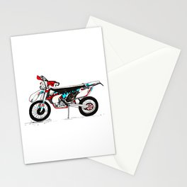 Motorbike Stationery Cards
