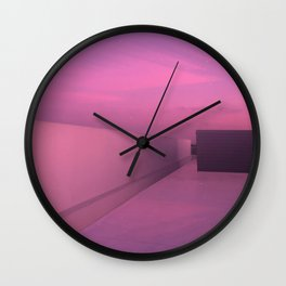 It all started in a dream Wall Clock