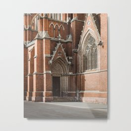 Downtown Osijek / Croatia / City / Street Metal Print