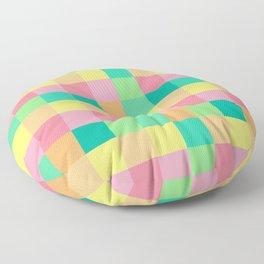 color squares fun love cute art new 2018 style fashion hot pop artist cover case skin shirt bag wall Floor Pillow