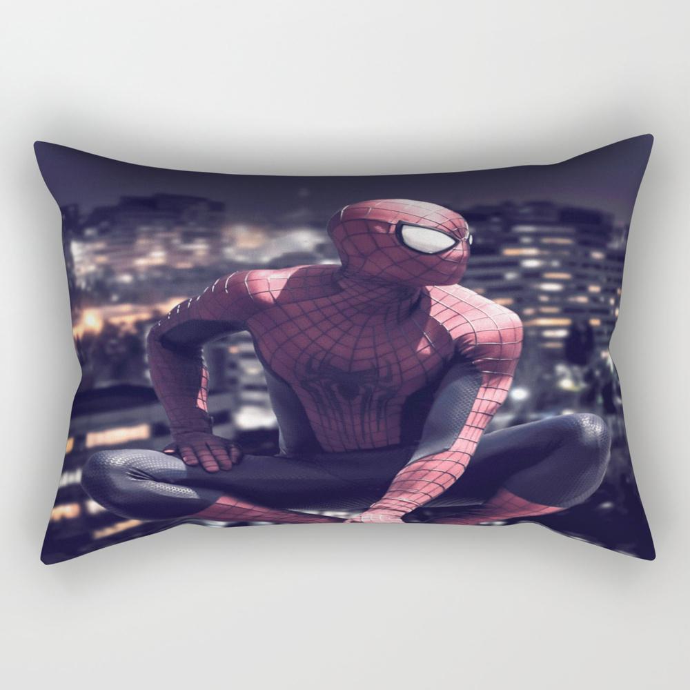 Spider Man Rectangular Pillow RPW7723921