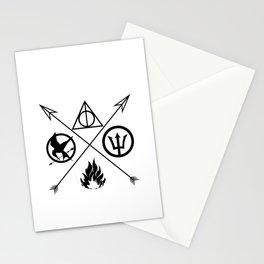 BIG FOUR Stationery Cards
