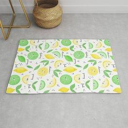Lemon Lime Rug