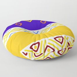 Tribal Selection Floor Pillow