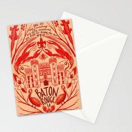 Baton Rouge Stationery Cards