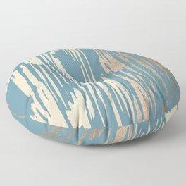 Bamboo Bronze Gold 2 Floor Pillow