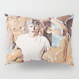 Boys, Boys, Boys. Pillow Sham