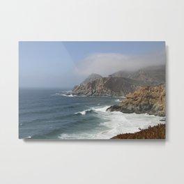 Southern California Coast Metal Print