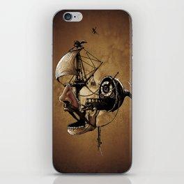 destructured pirate #Hook iPhone Skin