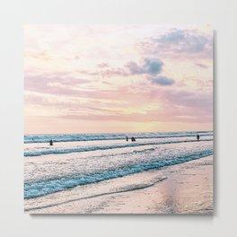Bali Sanur Beach Metal Print