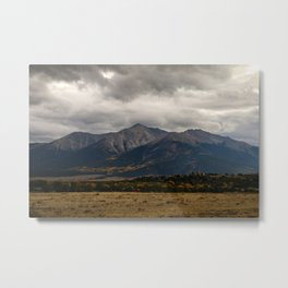 Mt Yale Metal Print