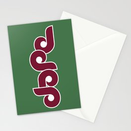 Dope Philly Stationery Cards