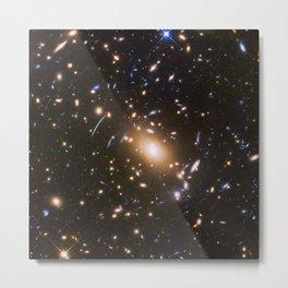Space Frontier Fields Metal Print
