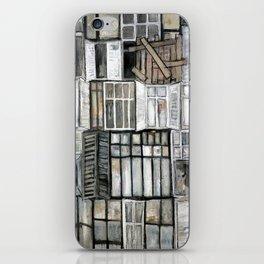 Les anciennes fenêtres  iPhone Skin