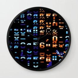 alienmath Wall Clock