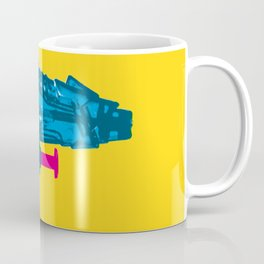 Retro Water Pistol Coffee Mug