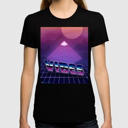 Outrun Vibes T-shirt