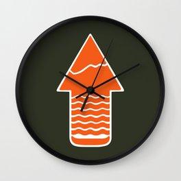 TAKE A H/KE Wall Clock