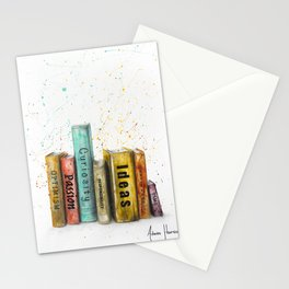 Books of Life Stationery Cards
