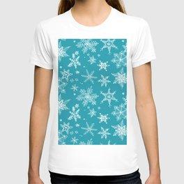 Snow Flakes 05 T-shirt