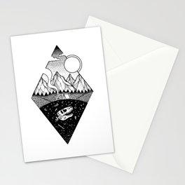 Nightfall Stationery Cards